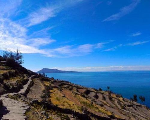 озеро титикака фото