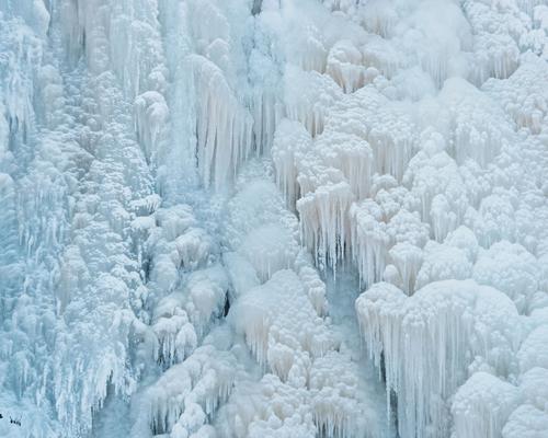 ледяные водопады