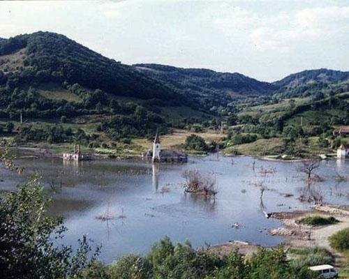 Озеро Безид