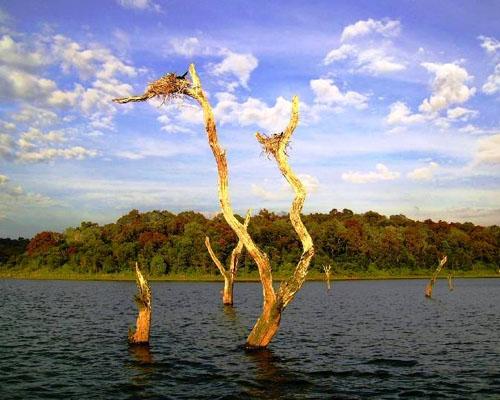 Озеро Периар