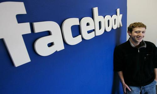 facebook Марк Цукерберг