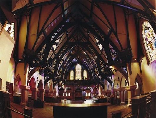 ночной клуб Церковь
