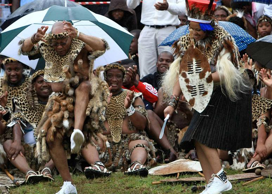 народ Зулу