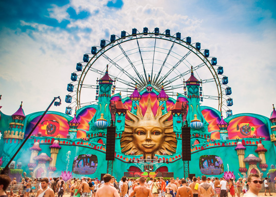 Tomorrowland-2012