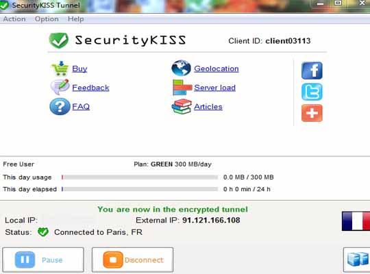 бесплатный VPN сервис