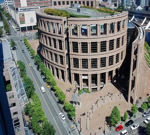 библиотека Ванкувера