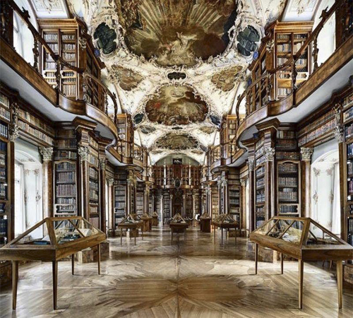 Abbey Saint Gall Library