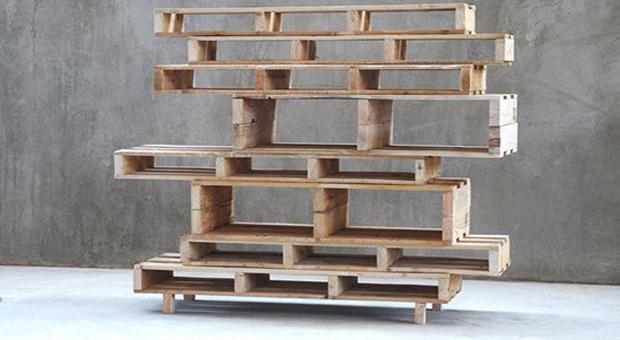 Повторное использование деревянных поддонов — 15 креативных идей