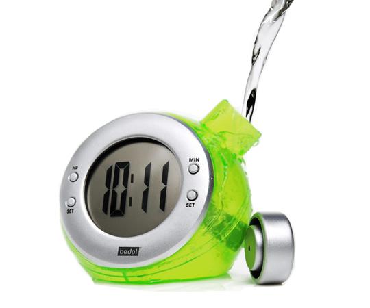 Часы на соленой воде