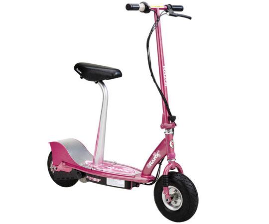 Купить электросамокат (electro scooter razor e200 SweetPea E300S)
