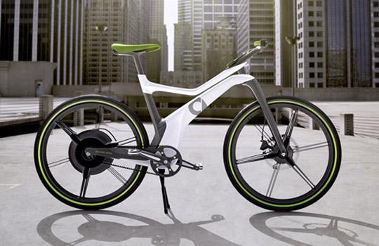 Элекстровелосипед Smart e-bike