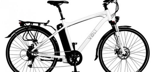 Электрический городской велосипед