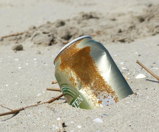 загрязнения планеты мусором
