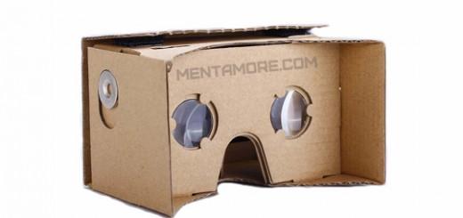 очки виртуальной реальности virtual reality cardboard