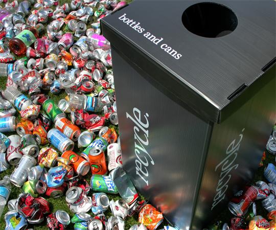 вторичная переработка отходов
