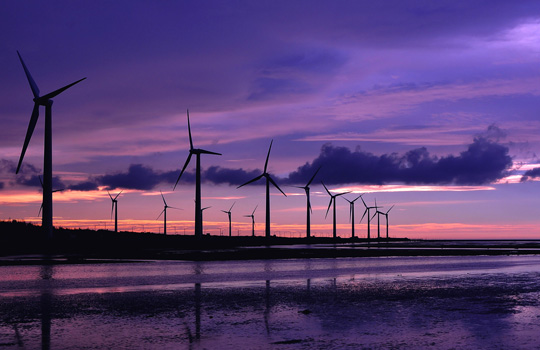 6 типов ветряных электростанций