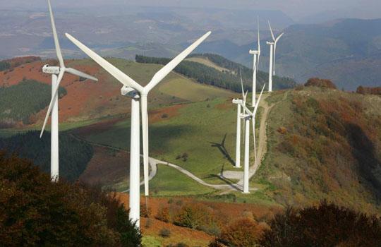 парящая ветряная электростанция