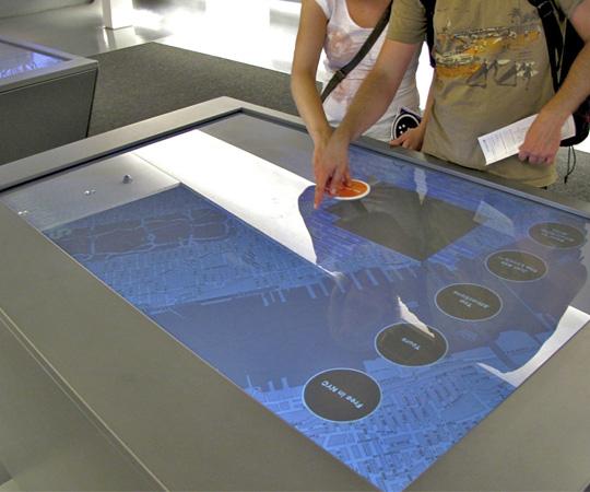 цифровые столы