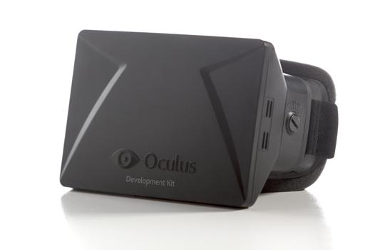 шлем виртуальной реальности Oculus development kit