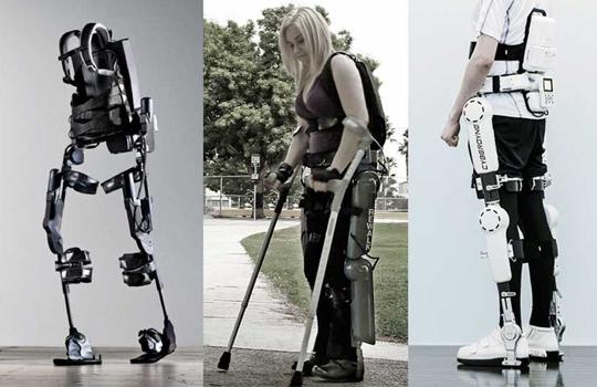 экзоскелеты для инвалидов
