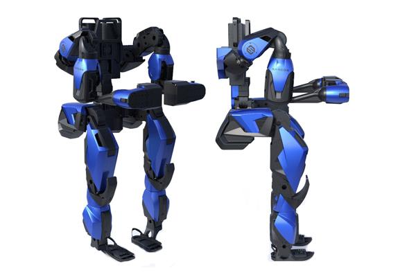 Sarcos Robotics производитель роботизированных экзоскелетов
