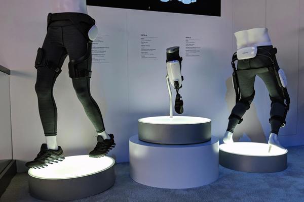 экзоскелет Samsung Samsung GEMS