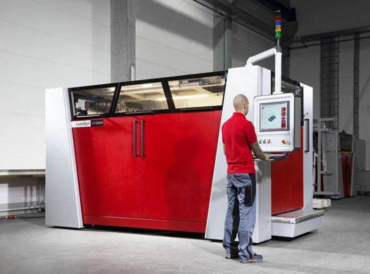 промышленный 3д принтер