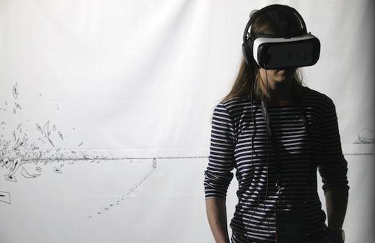 история очков виртуальной реальности