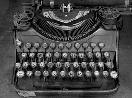 история создания печатной машинки