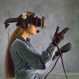 очки виртуальной реальности 1989 год