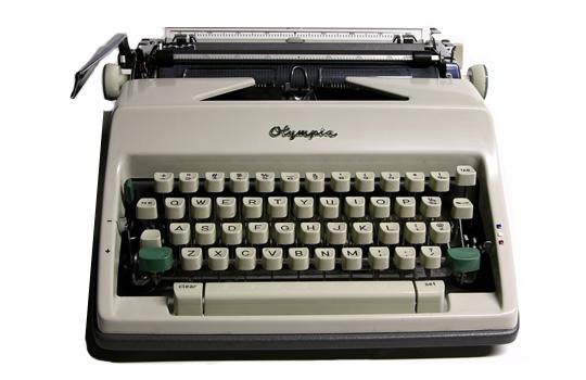 печатная машинка OlympiaSM966