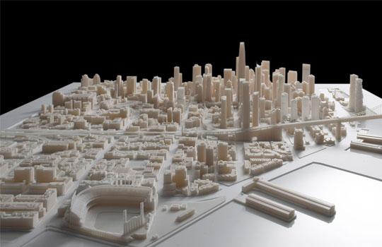 промышленный 3д принтер в архитектуре