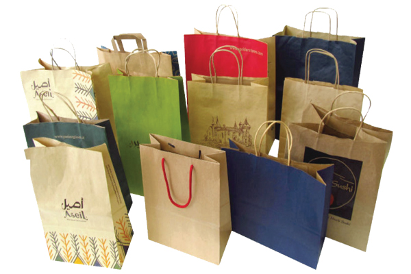 преимущества бумажных крафт пакетов