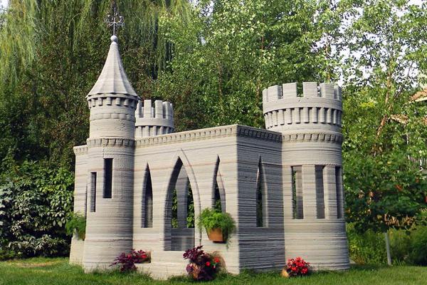 замок напечатанный на 3д принтере Андреем Руденко