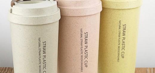 термо чашка из биопластика