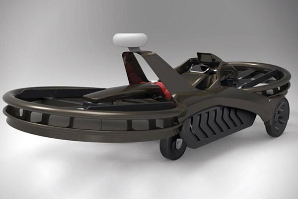 Ховербайк мотоцикл Aero-X