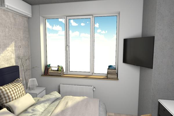визуализация дизайна интерьера в очках виртуальной реальности