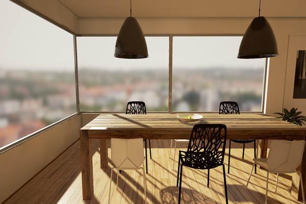 виртуальная реальность квартиры