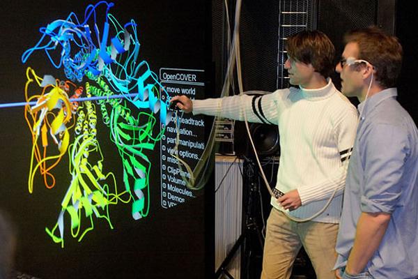 образование в дополненной реальности VR