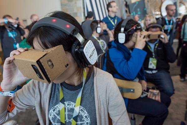 обучение студентов в виртуальной реальности
