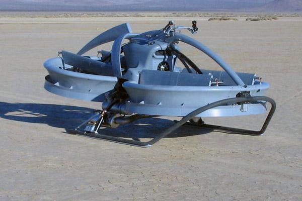ховербайк летающий мотоцикл от Aerofex
