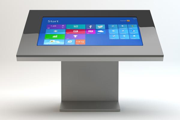 Цифровые сенсорные столы от компании Zorgtech