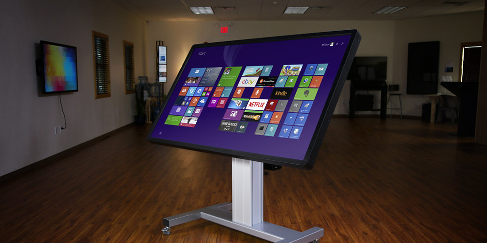 Интерактивные сенсорные столы для обучения и бизнеса