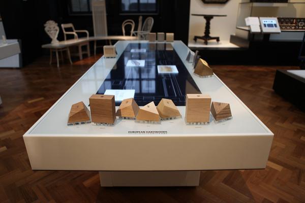 интерактивные столы для музеев