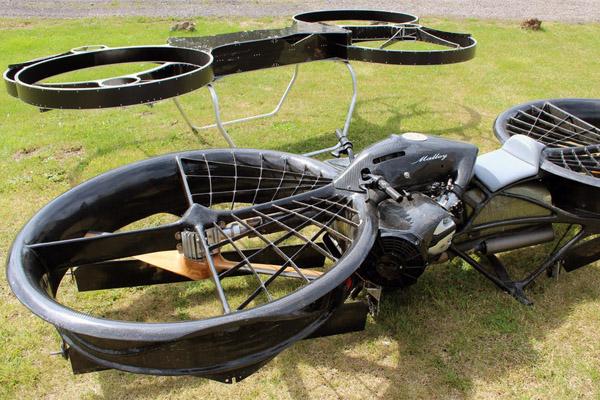 Летающий мотоцикл как сделать 275