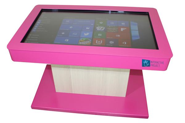 производитель сенсорных столов Project Touch