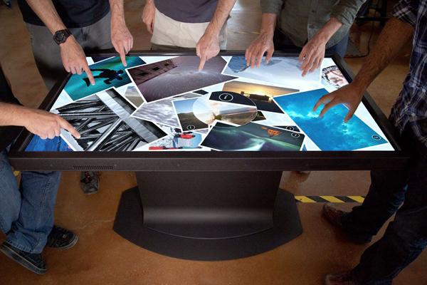 цифровой стол для офисов