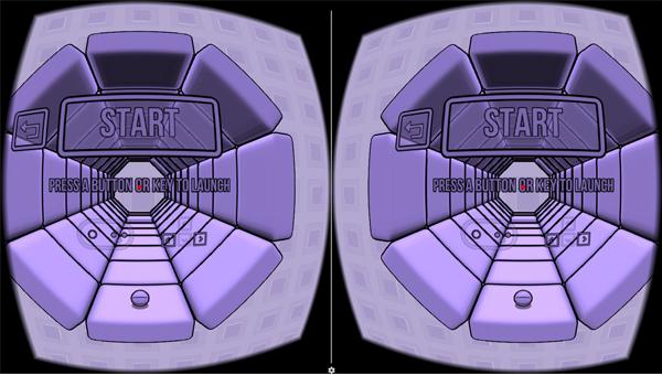 Виртуальный раннер - Tunnel Twister VR