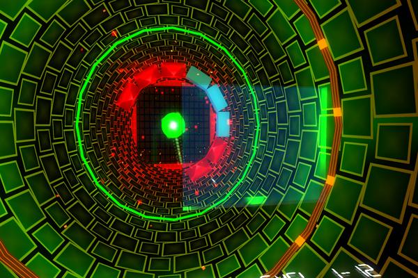 Игра Арканоид - Proton Pulse Google Cardboard.