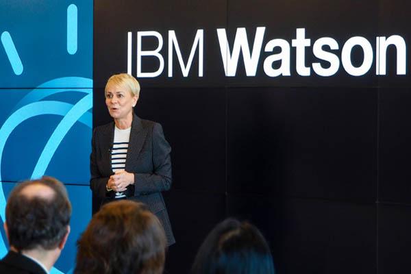 Мощнейший робот IBM Watson